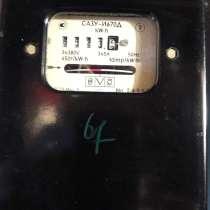 Счетчик реактивной энергии ЦЭ6811, в Щелково