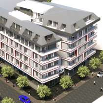 Апартаменты с самым выгодным местоположением в центре Алании, в г.Аланья