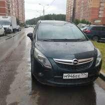 Opel Zafira С, 2014, в Видном