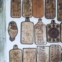 Деревянные изделия ручной работы, в Чусовой