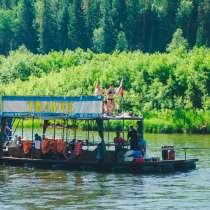 Эконом сплавы по Мане, в Красноярске