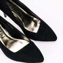 Женские туфли, чёрные, в Щербинке