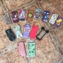 Чехлы на iPhone 5/5s и Самсунг а01, в Хабаровске