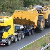 Перевозка негабаритных и тяжеловесных грузов, в Уфе