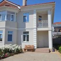 Дом 184 м2 у моря в коттеджном поселке, наб. А.Первозванного, в Севастополе