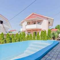 Продаётся гостевой комплекс в Джубге в 350 метрах от моря, в Туапсе