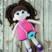 Куколка вязаная, в Санкт-Петербурге