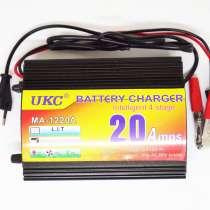 Автомобильное зарядное устройство 12 вольт 20 ампер, в г.Киев