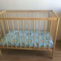 Продам кроватку, в Кемерове