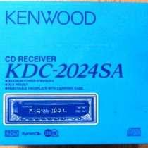 Автомагнитола Kenwood KDC-2024SA, в г.Жабинка