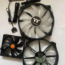 Вентиляторы для ПК 200мм и 120мм, в Саратове
