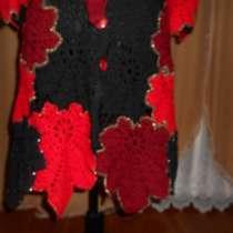 Продам женское вязаное пальто, в г.Краматорск