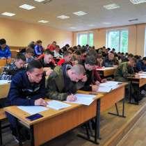Профотбор для поступающих в вузы МО, МЧС, МВД, в Вологде