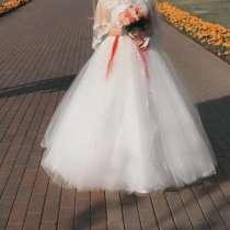 Платье свадебное, в Самаре