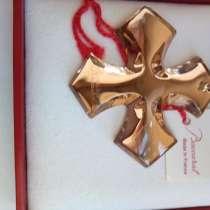 Крест, в Москве