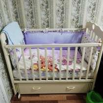 Продам детскую кроватку, в Железногорске