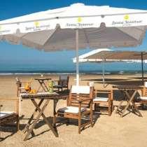 Зонты для кафе, торговые, пляжные, дачные в ассортименте, в Краснодаре