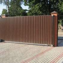 Откатные и гаражные ворота, в Нижнем Новгороде