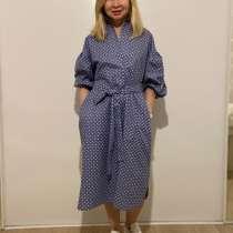 Платья из льна от производителя МАКОШЬ - эко одежда, в Костроме