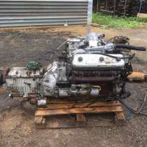 Продам двигатель ЯМЗ 236 (МАЗ). КПП ЯМЗ 236, в Наро-Фоминске