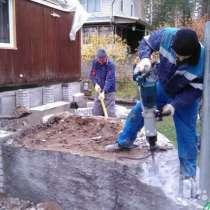 Копка,разнорабочие,благоустройство,подсобные работы,демонтаж, в Москве