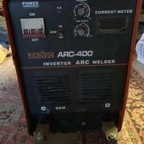 Инверторный сварочный аппарат 400А, в г.Костанай