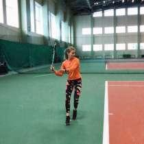 Спарринг по теннису, в Казани