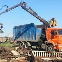 Вывоз металлолома от 500 кг демонтаж, в Москве