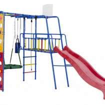 Уличный детский спортивный комплекс, в Урае