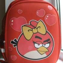 Рюкзак школьный Angry Birds 41*29*14 Б/У, в Санкт-Петербурге