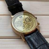 Продам мужские золотые часы НИКА, в Одинцово