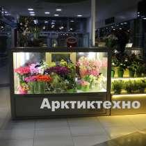 Витрина для цветов, в Новосибирске
