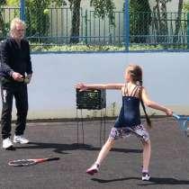 Обучение игре в теннис детей в Сосновке, в Кубинке