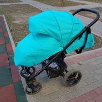 Продам коляску bebetto magnum 2 в 1 2018, в Мытищи