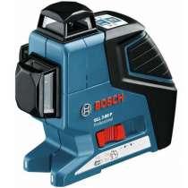 Нивелир лазерный Bosch GLL3-80P + BT250 060106330B, в г.Тирасполь