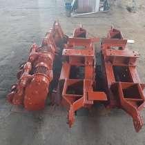 Концевые балки с редукторами для кран-балок до 3-6,3 тн, в Нижнем Новгороде