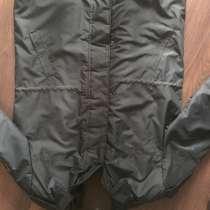 Куртка утепленная непромокаемая военная, в г.Астана
