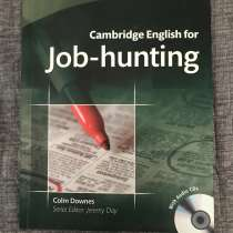 Книга Cambridge English for Job-hunting (+ DVD), в г.Алматы