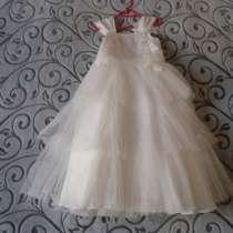 Бальное платье на 110-116, в г.Витебск