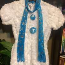 Новогодний костюм «Снеговик», в Екатеринбурге