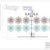 Разработка схем и чертежей элеваторов, зернохранилищ, в Москве