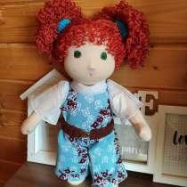 Кукла ручной работы, в Москве