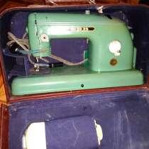 Швейная машинка «Ржев», в Пензе