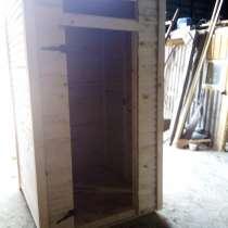 Пиломатериалы, дачный туалет, душ, в Воронеже
