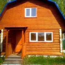 Продам 2х эт дом со встроенной баней 10 км от Екатеринбурга, в Верхней Пышмы