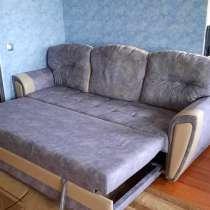 Продам диван с креслом, в Чите