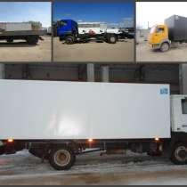 Переоборудование грузового автомобиля КАМАЗ, МАЗ, в г.Петропавловск