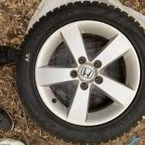 Комплект колес R16 Honda зима 205/55R16, в Екатеринбурге