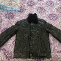 Зимняя кожаная куртка, в Нефтеюганске