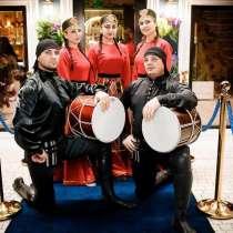 Кавказские танцы на свадьбу, юбилей, корпоратив, в Ярославле